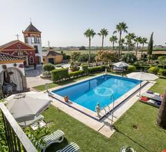 Casa de campo con piscina 1