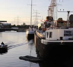 Schiffshotel Schlafen im Hafen 1