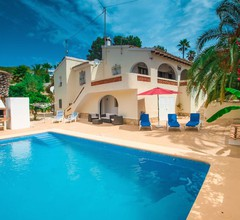 Miquel - pretty holiday property with garden and private pool in Moraira 2