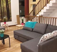 Ferienhaus-apartment-ensuite-maisonnette 1