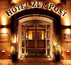 Altstadt Hotel Zur Post Stralsund 1