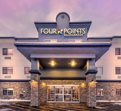 Four Points by Sheraton Anchorage Downtown 1