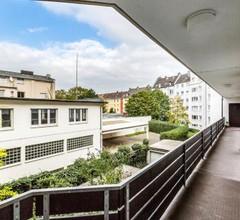 Apartment am Rhein und Messe 2