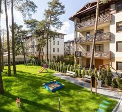 City Apartments - Rezydencja Park 2