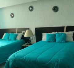 Apartment Ocean Front Cancun 1