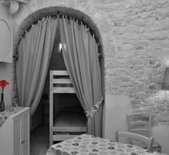 Piazzetta appartamento trullo con alcove 1