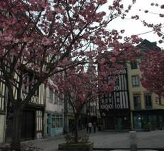 Rouen Quartier St Maclou 2