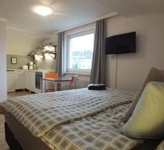 Apartments at Winterhafen 2