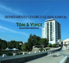 Departamento Centrico Guadalajara 2