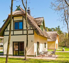 Reetdachhaus mit Sauna, Kamin & Terrasse - D 028.032 2