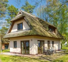 Reetdachhaus mit Sauna, Kamin & Terrasse - D 028.032 1
