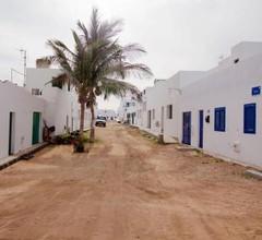 La Graciosa casa patio y terraza vista mar 6P by Lightbooking 1