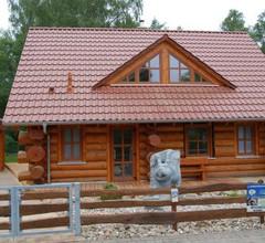 Naturstamm Ferienhaus 1