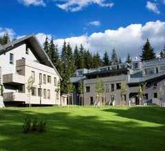 Harrachov Resident Apartments with Terrace 1