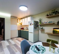 Eco apartments 650 meters from subway 1