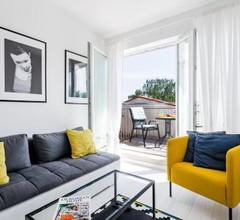 Luksusowy Apartament przy Plaży Niegocin 1