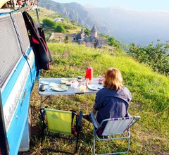 Camping In Tatev 1
