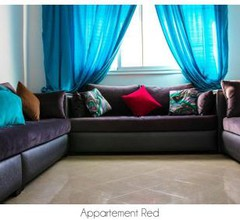 Appartement red 1