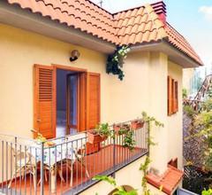 Sorrento Villa with garden see view 1