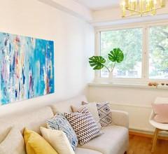 Lahti Center Design Apartment Uno 1