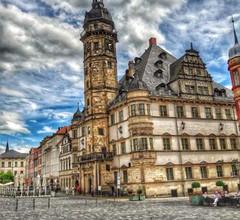 Ferienwohnung Schlossblick Altenburg (Frühstückspension möglich) 2