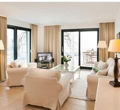 Villa Friede-Marie, App. Svea *Hafen-Ostsee-Blick* 1