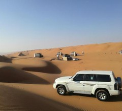 Oman Desert Private Camp 2