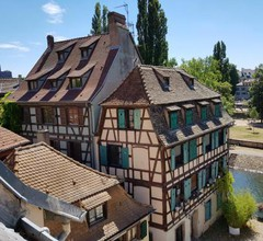 Le Nid de l'Ill, Magnifique Duplex Petite France 2