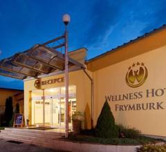 LIPNO WELLNESS - FRYMBURK HOTEL private family room 2