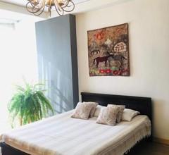 Квартира с удобным расположением в Бишкек 2