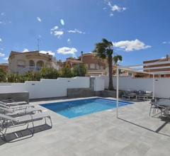 Detached holiday homr in Rojales Valencia with private pool 1