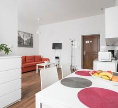 Family Studio Apartment for 4 2