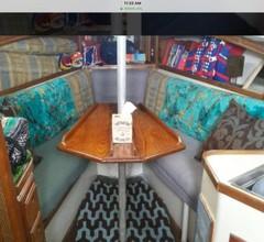 Classic Sailboat 30' 2
