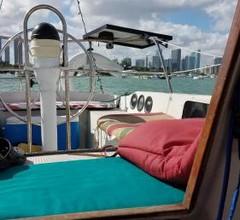 Classic Sailboat 30' 1