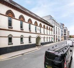 AJY Birmingham City Centre Viva Apartment 2