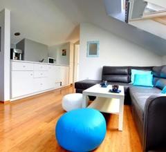 Beachfront Apartment. 2xAC & BIKES 1