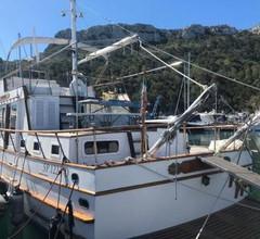 Sardinia Boat 1