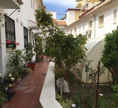 El Cortijuelo. Magnificent triplex terraced house with rooftop of 18m2, overlooking the sea. Parking 1