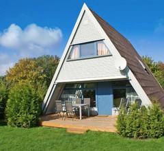 Zeltdachhaus mit WLan und Zaun 1