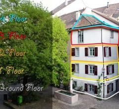 Ferienhaus Altstadt CH-Rheinfelden 1