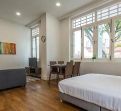ClubHouse Residences Cedar Suites Studio Apartment 1
