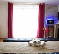 Apartmán se zahrádkou v krásné čtvrti Berouna 1
