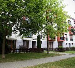 Apartmán se zahrádkou v krásné čtvrti Berouna 2