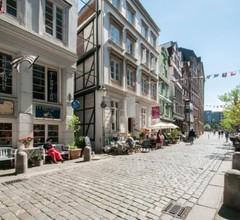 Appartements in der Hamburger Altstadt contactless Check in 2