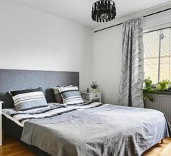 Modern family home in Stockholm Kista - master bedroom and loft bedroom 2