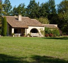 Villa Melodie St Remy 6HA Piscine 1