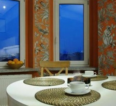 Orange Apartment 1