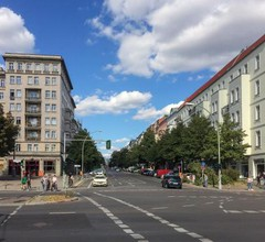 Studio Apartment Berlin 2