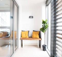 DPS Contemporary Brentford Apartment 2
