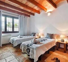 Sant Rafel de Forca Villa Sleeps 8 Pool Air Con 1